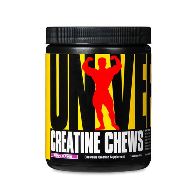 Universal Creatine CHEWS - 144 tabl.