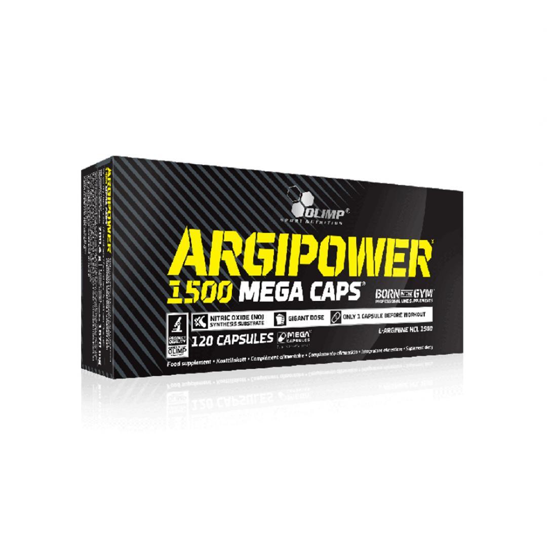 Olimp Argi Power 1500 Mega Caps - 120kaps.