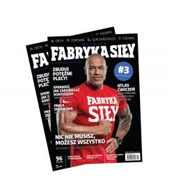 Magazyn Fabryka Siły #3 (Wrzesień 2018)