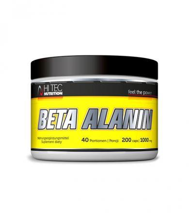 Hi Tec Beta Alanin - 200kaps.