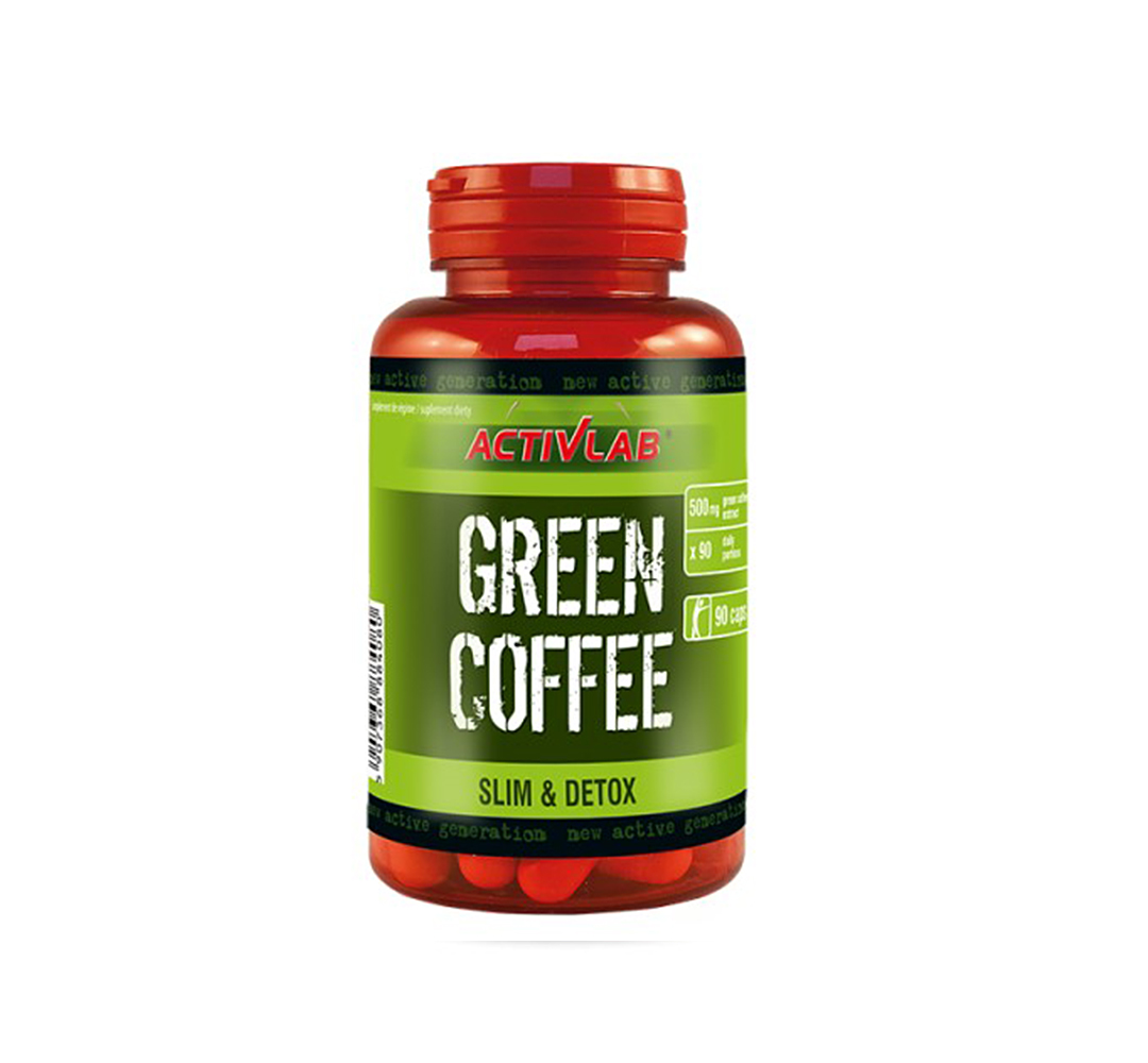 Activlab Green Coffee - 90kaps.