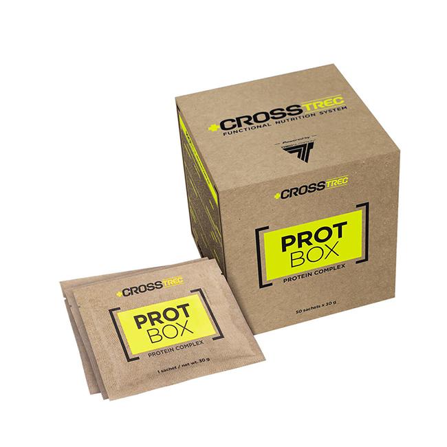 Trec Crosstrec PROT BOX - 30g(1sasz.)