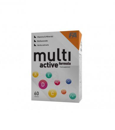 FA Nutrition Multi Active Formula - 60tabl.