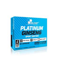 Olimp Platinum Giseng Sport Edition - 60 kaps.