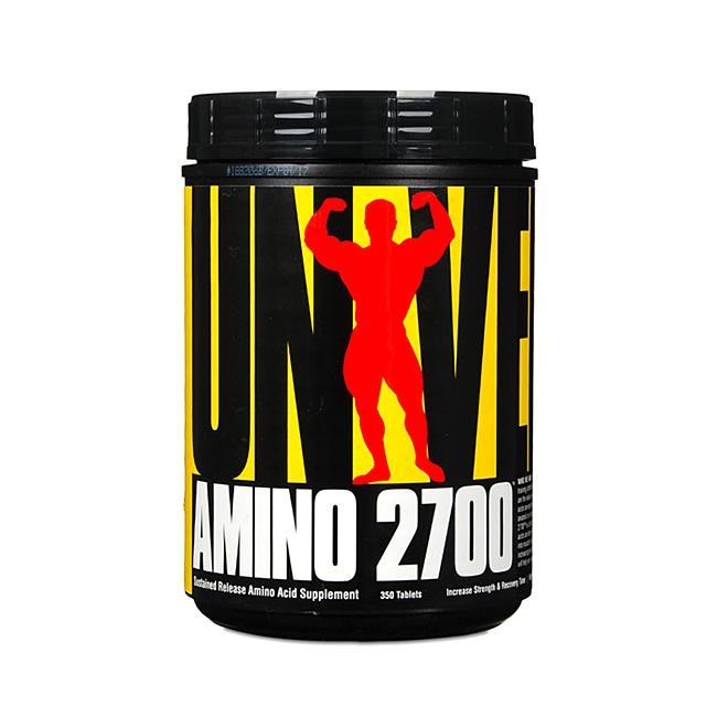 Universal Nutrition Amino 2700 - 350tabl.