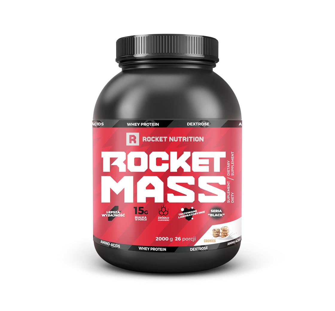 Rocket Nutrition Rocket Mass - 2000g