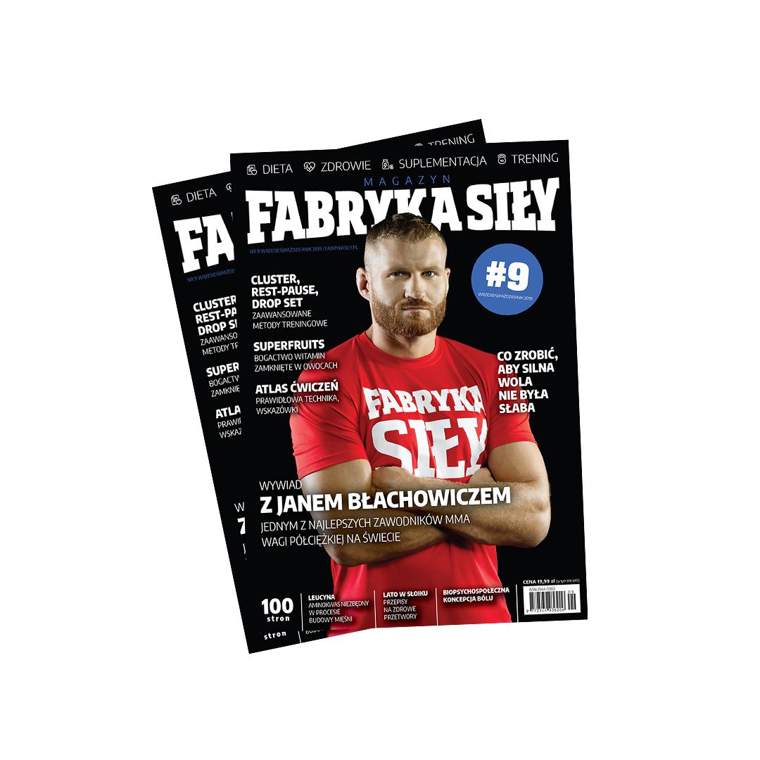Magazyn Fabryka Siły #9 (Wrzesień 2019)
