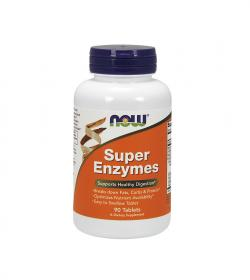 NOW Foods Super Enzymes - 180kaps.