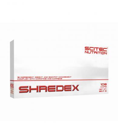 Scitec Shredex - 108kaps.