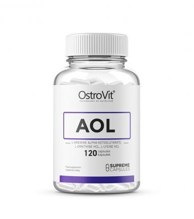 Ostrovit AOL - 120kaps.