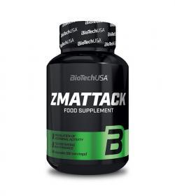 BioTech ZMAttack - 60kaps.