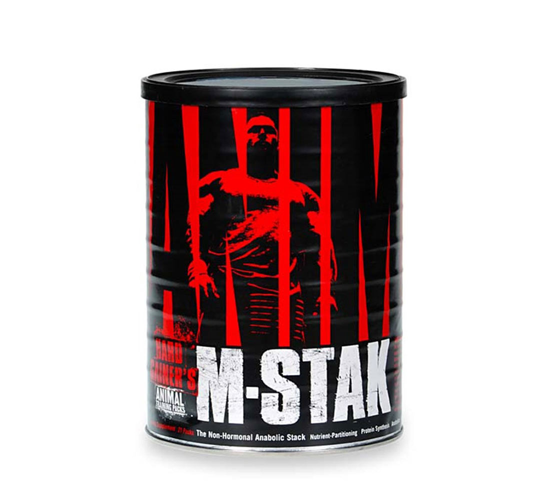Universal Nutrition Animal M-Stak - 21sasz.