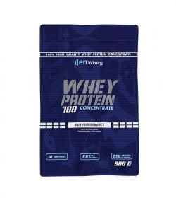 FitWhey Whey Protein 100 Concentrate - 900g