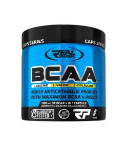 Real Pharm BCAA - 150kaps.