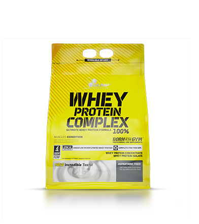 Olimp Whey Protein Complex 100% - 2,27kg