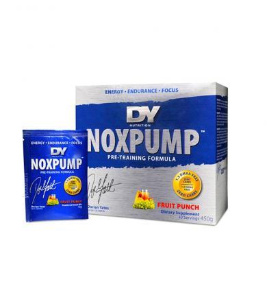 Dorian Yates NOX PUMP - 30 sasz. (30x15 g)