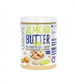 Ostrovit 100% Almond Butter - 1000g