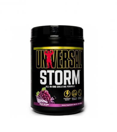 Universal Nutrition Storm - 750g -836g