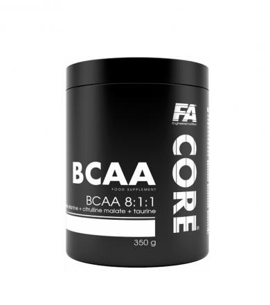 FA Nutrition CORE BCAA 8:1:1 - 350g