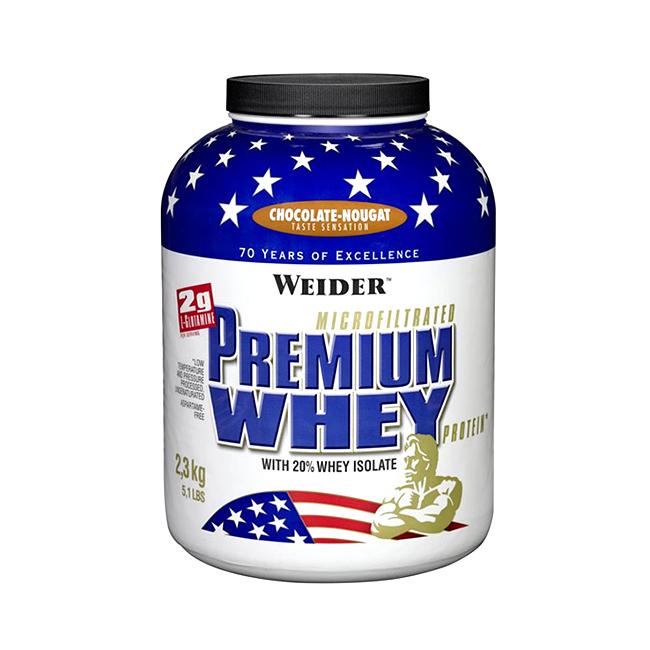 Weider Premium Whey Protein - 2300g