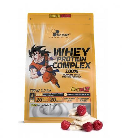 Olimp Whey Protein Complex 100% Limited Edition Dragon Ball Z - 700g