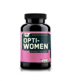 Optimum Nutrition Opti Women - 60 kaps.