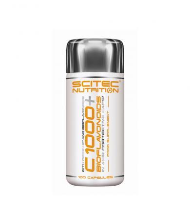 Scitec C1000 + Bioflavonoids - 100kaps.