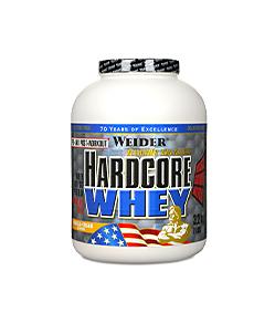 Weider Hardcore Whey - 3200 g