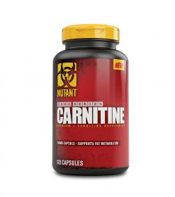 PVL Mutant Core Carnitine - 120kaps.