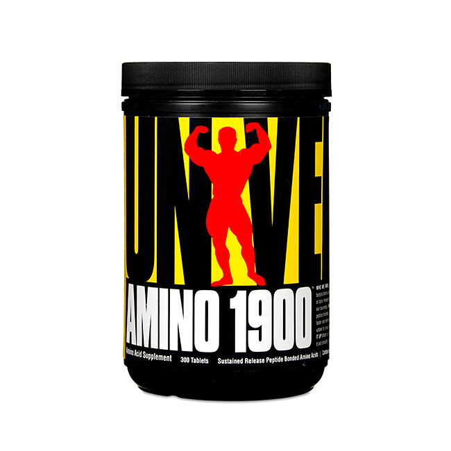 Universal Nutrition Amino 1900 - 300tabl.