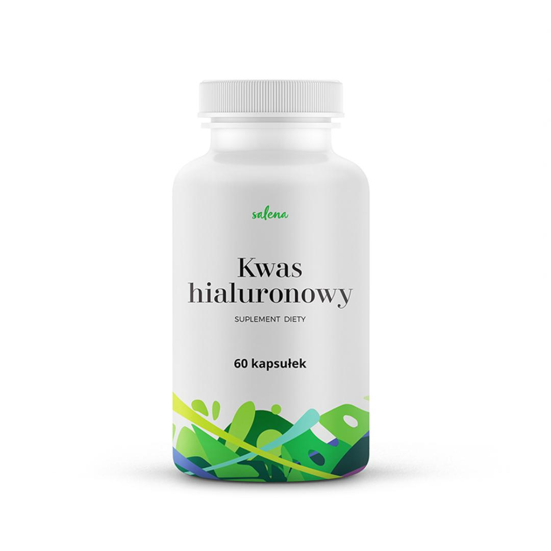 Kwas hialuronowy Salena - 60kaps.