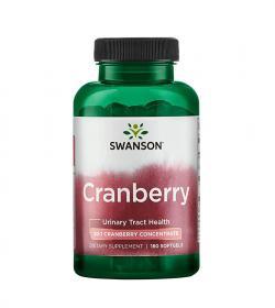 Swanson Cranberry [Żurawina] - 180kaps.