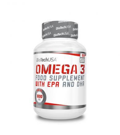 BioTech Omega-3 - 90kaps.