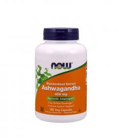 NOW Foods Ashwagandha extract – 180kaps.