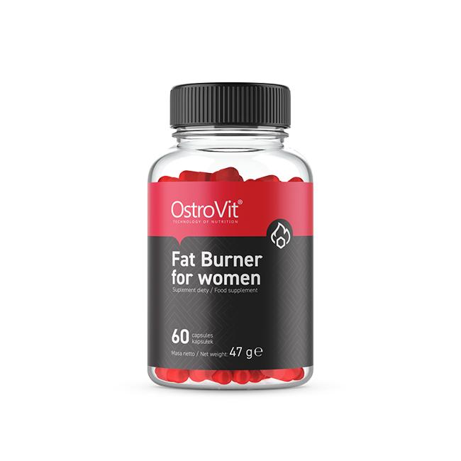 Ostrovit Fat Burner for women - 60kaps.