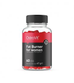 Ostrovit Fat Burner for women 60kaps.