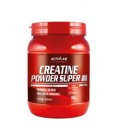 Activlab Creatine Powder Super (natural) - 500g