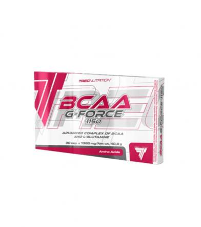 Trec BCAA G-Force - 30kaps.