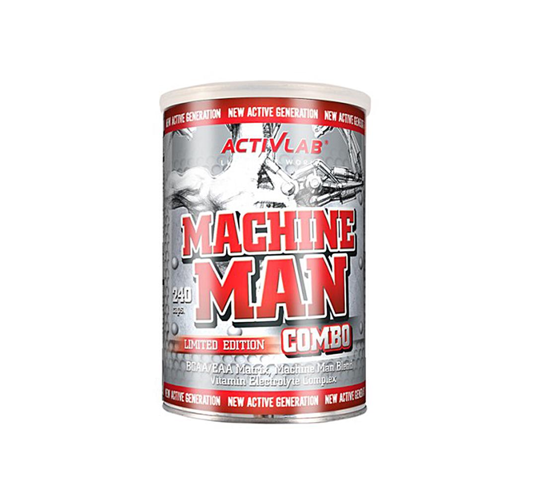 Activlab Machine Man Combo - 240kaps.