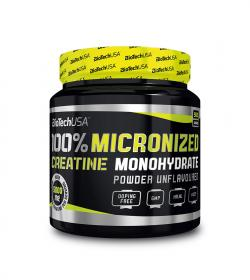 BioTech 100% Creatine Monohydrate - 500g