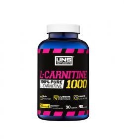 UNS L-carnitine 1000 - 90kaps.