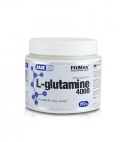 FitMax L-Glutamine 4000 - 250g