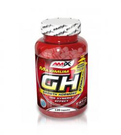 Amix GH Stimulant Maximum - 120kaps.