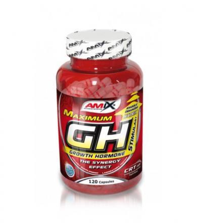 Amix GH Stimulant Maximum - 120kaps.