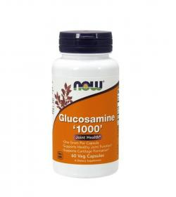 NOW Foods Glucosamine 1000 - 60 kaps.