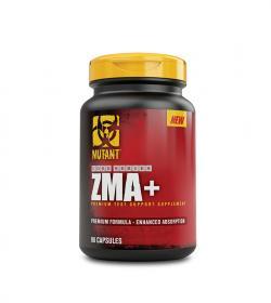 PVL Mutant Core ZMA+ - 90 kaps.