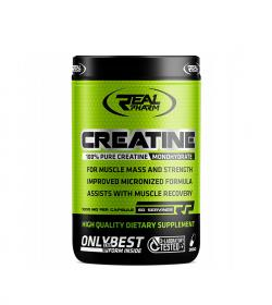 Real Pharm Creatine - 300kaps.
