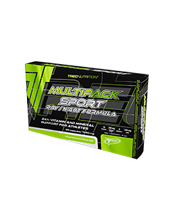 Trec Multi Pack Sport Day/Night Formula - 60kaps.