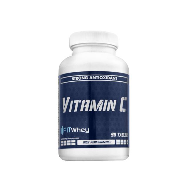 FitWhey Vitamin C - 90tabl.