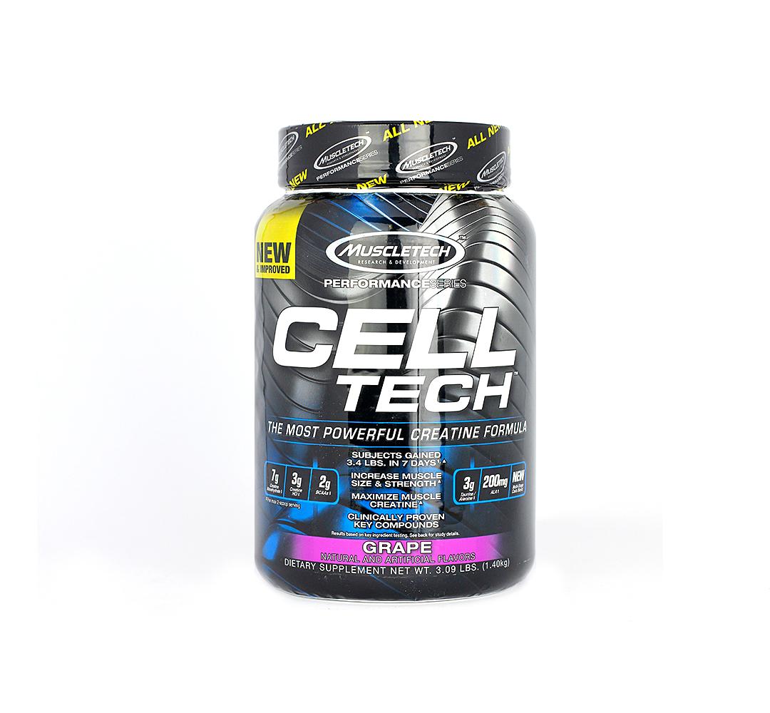 MuscleTech Cell Tech Perform - 2,72kg